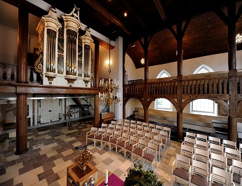 Jaarrekening van de kerk en diaconie