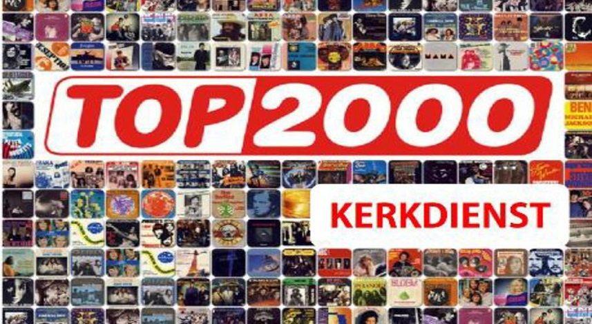 Driemaal Top 2000-dienst, zing je mee?