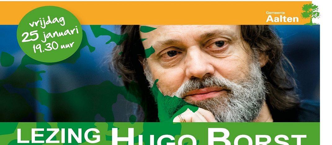 Lezing Hugo Borst