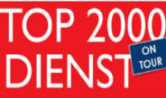Top 2000 kerkdienst on tour