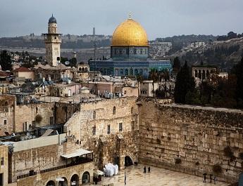 Jongerenreis naar Israël en Palestina in 2020