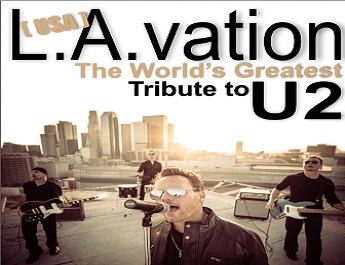 U2 LAvation opnieuw in Zuiderkerk