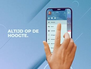 Facebook wordt app PG Bredevoort