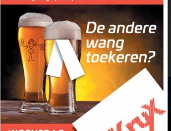Biertje met de dominee