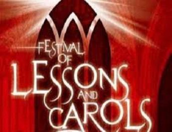 Meezingen met het Festival of Lessons and Carols