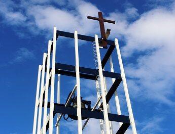 Toren bij de Zuiderkerk weer als nieuw