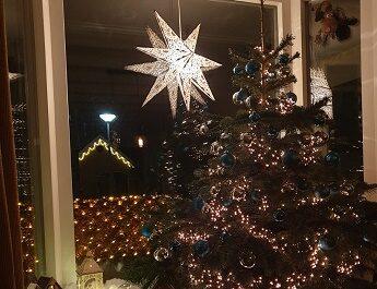 Kerstbomenfotowedstrijduitslag