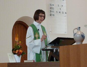 Emeritaat ds. Marieke Andela-Hofstede